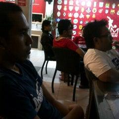 Photo taken at Food Court BIM Futsal Center by Keim B. on 9/24/2011