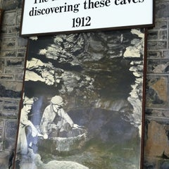 Photo taken at The National Showcaves Centre for Wales by Paul H. on 4/15/2012