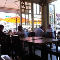 Photo taken at Ovelia Psistaria Bar by Ashlee H. on 5/28/2012