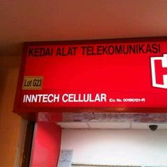 Photo taken at Inntech cellular by ※ː̗̀⌣»̶Eric«̶⌣ː̖́※ on 7/27/2011