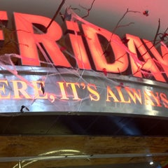 Photo taken at T.G.I. Friday's by TangYee on 11/1/2011