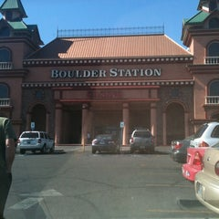 Photo taken at Boulder Station Hotel & Casino by Tammy V. on 10/21/2011