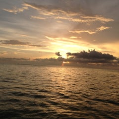 Photo taken at Gulf Of Mexico by Marcio A. on 7/10/2012