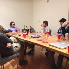Photo taken at SeatMe HQ by Zac B. on 12/6/2011