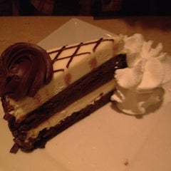 Photo taken at The Cheesecake Factory by Connor on 1/29/2012