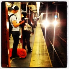 Photo taken at MTA Subway - 34th St/Penn Station (A/C/E) by Luis A. on 5/13/2012