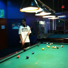 Photo taken at New Roc n Bowl at Funfuzion New Roc City by Irma D. on 4/21/2012