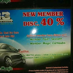 Photo taken at C3 car care center by Eka A. on 8/15/2011