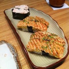 Photo taken at Sushi Tei by Alyssa T. on 2/24/2011