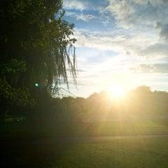 Photo taken at Winnemac Park by Chuck O. on 8/11/2012