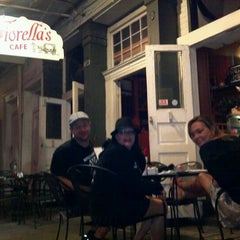 Photo taken at Fiorella's Cafe by Chance J. on 9/6/2011