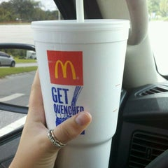 Photo taken at McDonald's by Laurel S. on 9/10/2011