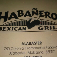 Photo taken at Habaneros by Ian D. on 6/24/2012