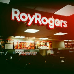 Photo taken at Roy Rogers by Eric C. on 12/24/2011
