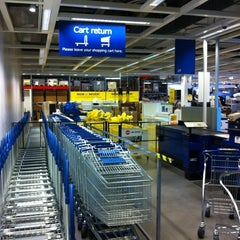 Photo taken at IKEA by Sifat on 4/14/2012