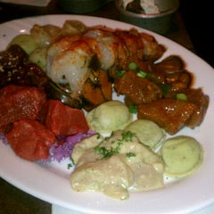 Photo taken at The Melting Pot by Danette M. on 1/1/2012