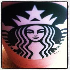 Photo taken at Starbucks by cory g. on 4/7/2012