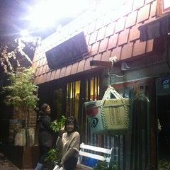 Photo taken at 데브짱 by Jiwon S. on 11/16/2011