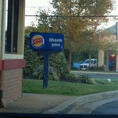 Photo taken at Burger King® by Carvel W. on 10/8/2011