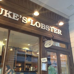 Photo taken at Luke's Lobster | Bethesda Row by Gerald A. on 7/26/2012