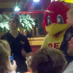 Photo taken at Red Robin Gourmet Burgers by Onyx 1. on 1/13/2012