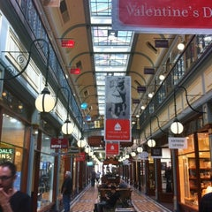 Photo taken at Adelaide Arcade by Nigel M. on 2/9/2012