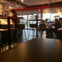 Photo taken at Renzo's Gourmet, South Tampa by Eddie L. on 2/12/2012