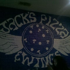 Photo taken at Jack's Pizza & Wings by Nate M. on 11/30/2011