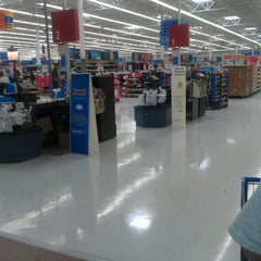 Photo taken at Walmart Supercenter by Kristen M. on 5/10/2012
