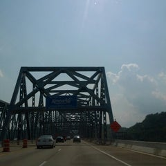Photo taken at Ohio/Kentucky State Line I-275 by Adrian H. on 7/25/2012