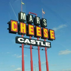 Photo taken at Mars Cheese Castle by Jessica P. on 11/17/2011