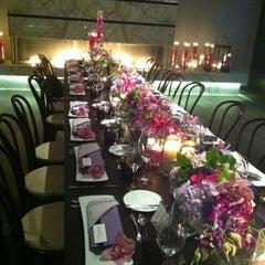 Photo taken at Six Resto Lounge by Vanessa M. on 2/21/2012