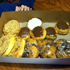 Photo taken at Tim's Bakery by Lorri E. on 3/30/2011