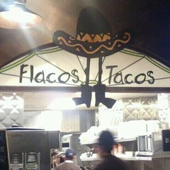 Photo taken at Flaco's Tacos by Eddie J. on 1/27/2012