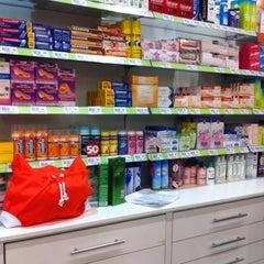 Photo taken at Farmacia San Pablo by David G. on 7/10/2012