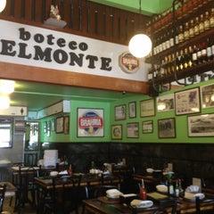 Photo taken at Belmonte by Livia B. on 4/5/2012