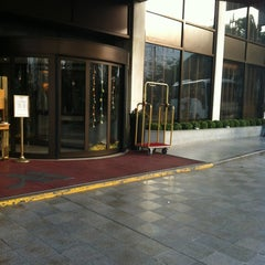 Photo taken at Athens Ledra Hotel by Paola M. on 4/7/2012