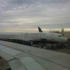 Photo taken at Gate B12 by Tim T. on 11/11/2011