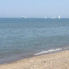 Photo taken at Headlands Beach State Park by Jennifer H. on 8/25/2012