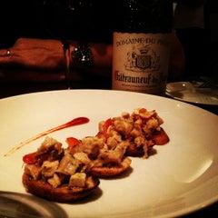 Photo taken at ORYZA Restaurante by Ingrid A. on 2/11/2012