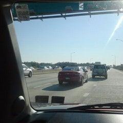 Photo taken at John Harris Bridge by Matt N. on 10/6/2011