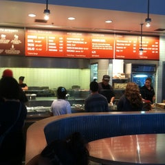 Photo taken at Chipotle Mexican Grill by Dan T. on 5/6/2012