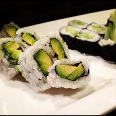 Photo taken at KUMA Sushi by Jory F. on 11/19/2011