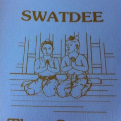 Photo taken at Swatdee Thai Cuisine by Rafael M. on 7/18/2011