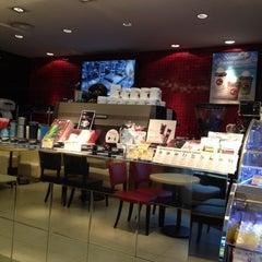 Photo taken at CAFFÉ PASCUCCI by Krailert K. on 7/12/2012