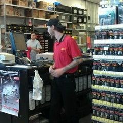 Photo taken at Advance Auto Parts by Jett S. on 4/18/2012