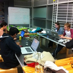 Photo taken at Vibewire Common Room by Aaita on 5/5/2012
