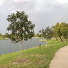 Photo taken at Kiwanis Park by TyNick on 7/29/2012