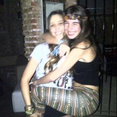 Photo taken at Giramondo Hostel Bar by Shorcita C. on 5/19/2012