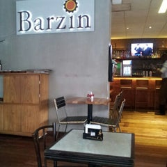 Photo taken at Barzin by Anderson G. on 4/29/2012